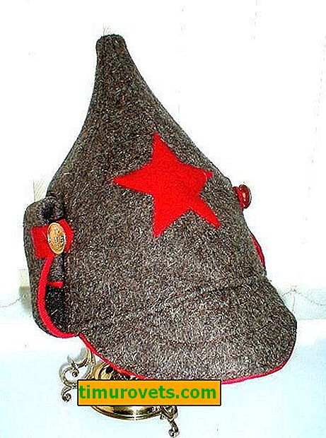 What is a budenovka hat?