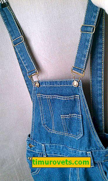 Sådan rettes overalls