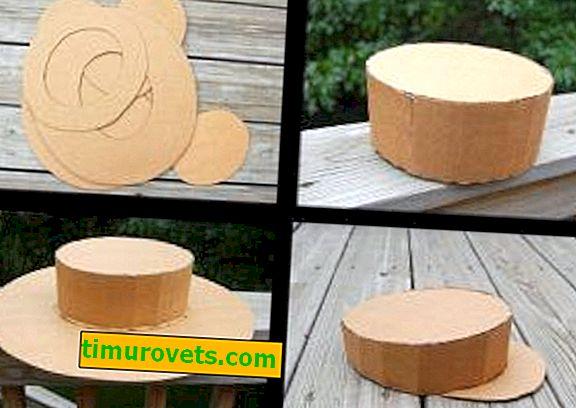 Ako urobiť klobúk z papiera