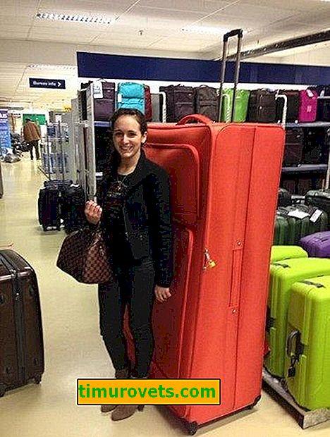 La plus grande valise