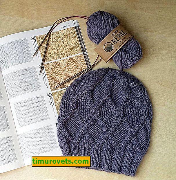 Каква прежда да изберем за шапка за зимата