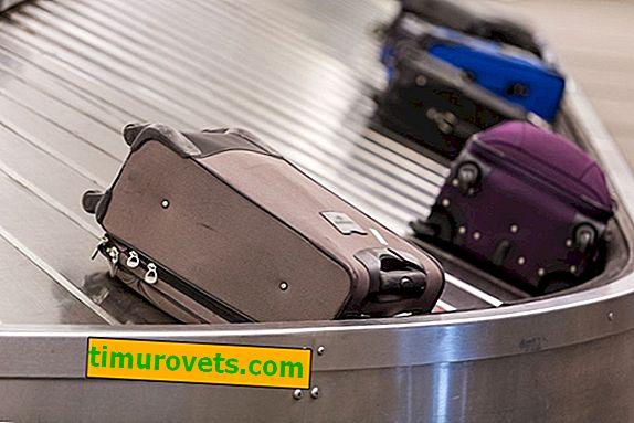 ลืมกระเป๋าเดินทางที่สนามบินว่าควรทำอย่างไร