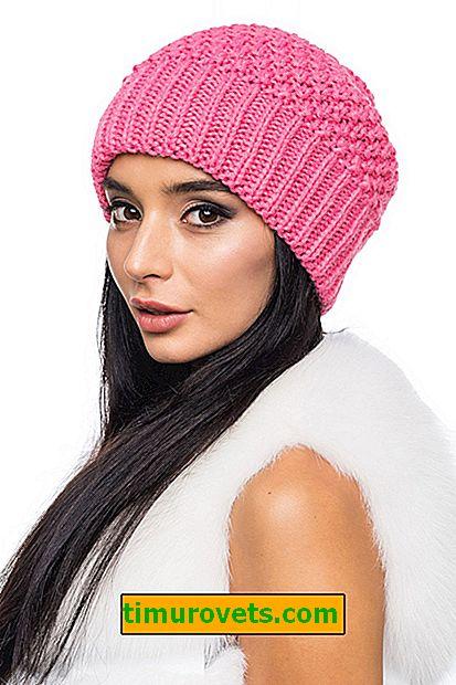 Какво да носите с розова шапка?
