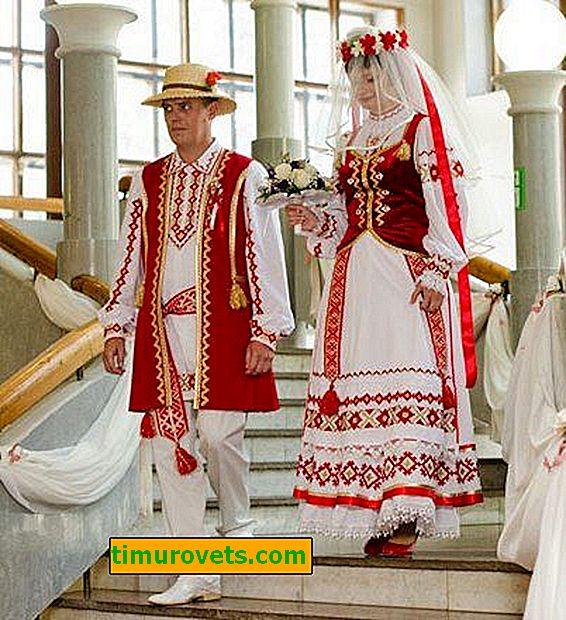 Bjeloruska nacionalna nošnja (foto)