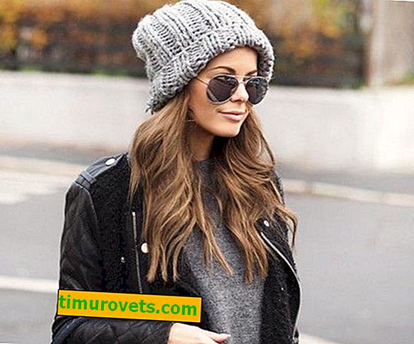 Какво да носите със сива шапка