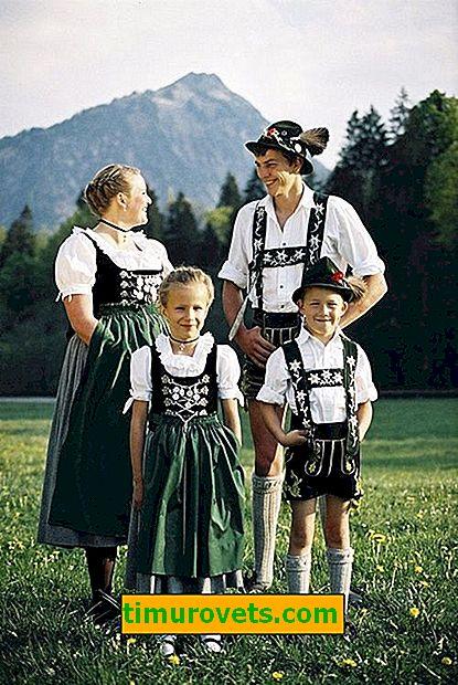 Niemiecki strój narodowy