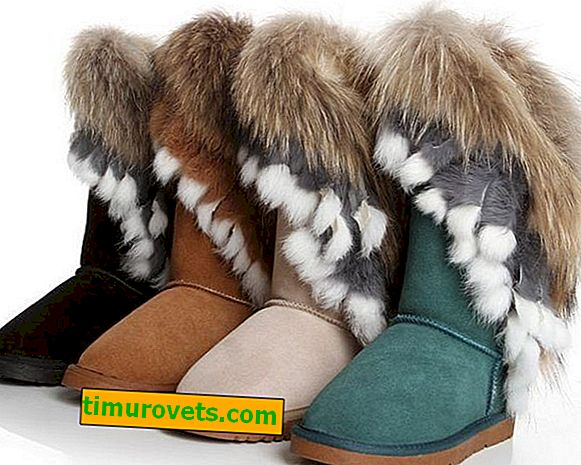 Uggs: do-it-yourself pattern