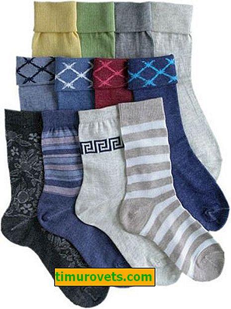 Kto vynašiel ponožky