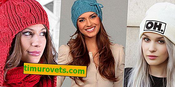 ¿Cómo elegir un sombrero según la forma de la cara?