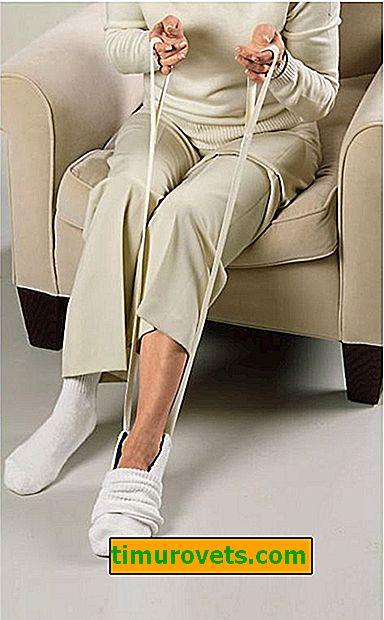 Как да си направим самостоятелно устройство за обличане на чорапи