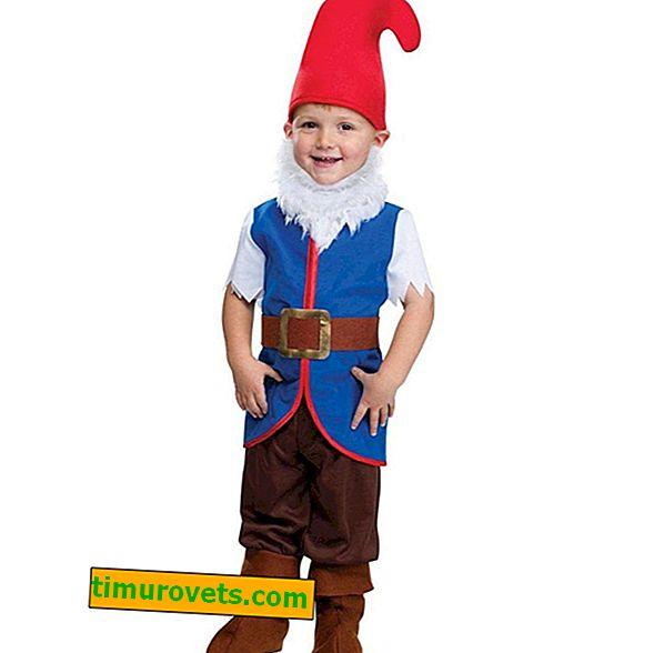 Naredite kostum gnome