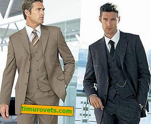 Erkek takım elbise ceket uzunluğu