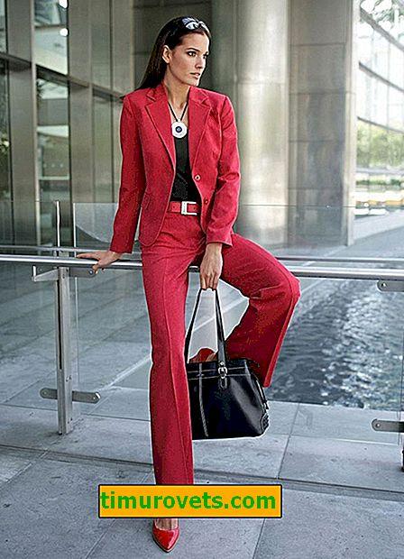 Donde usar un traje rojo