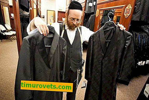 Joods nationaal kostuum (foto)