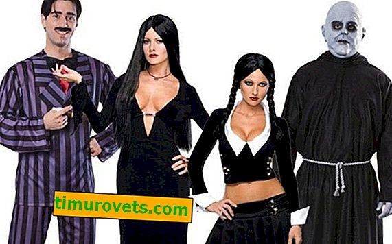 Идеи за костюми за Хелоуин