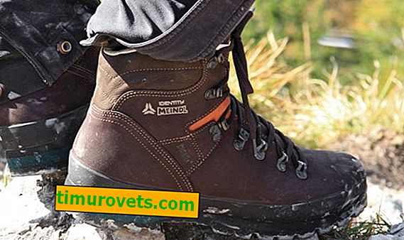 How to choose trekking boots