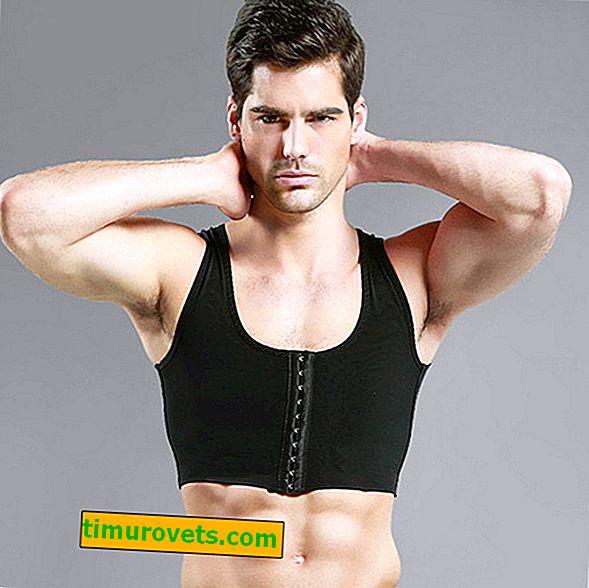 Men's bras - myth or reality?