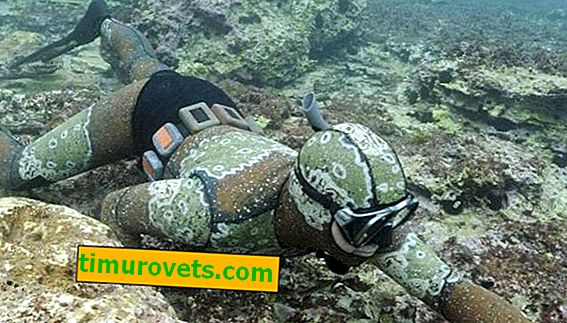 Как да изберем костюм за подводен лов?