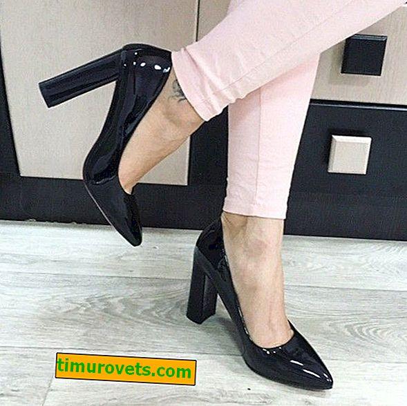 Slik bruker du svarte sko