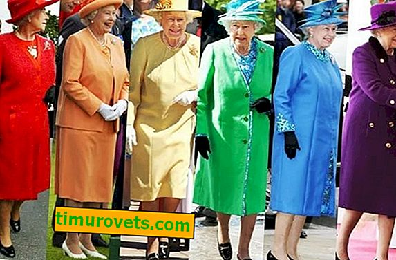 Bir kral gibi giyin!  Avrupa kraliçeleri nasıl giyinir?
