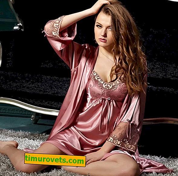 Pourquoi les sous-vêtements en soie ajoutent-ils de la confiance à une femme?
