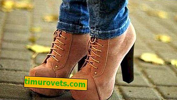 Sådan bruges kvinders brune støvler