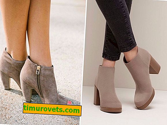 Kako nositi čevlje z visoko peto