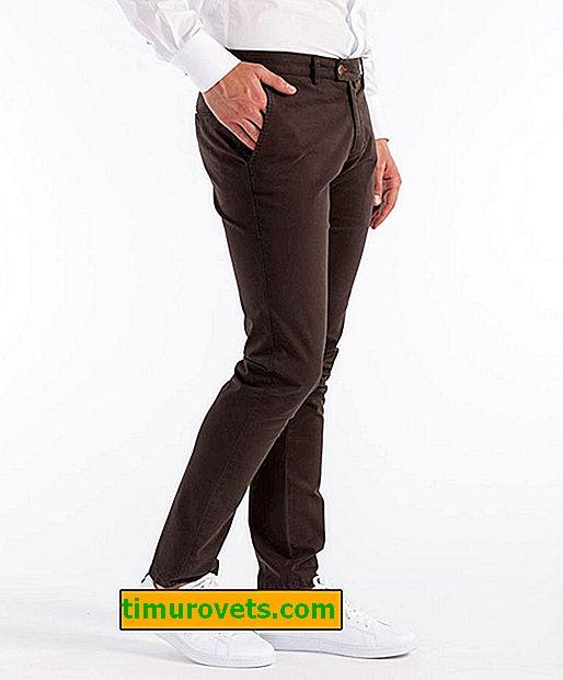 Como Doblar Los Pantalones De Hombre Estrechos