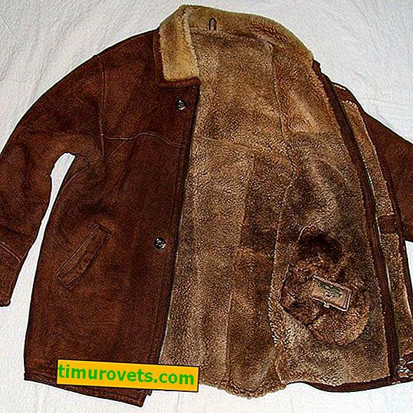 Какво може да се направи от старо палто от овча кожа