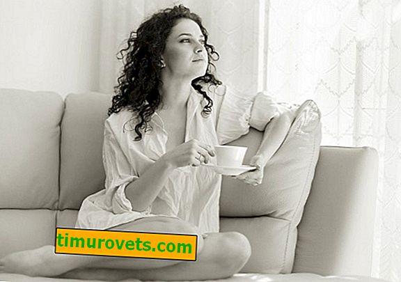 Мога ли да ходя у дома в дрехите на съпруга си?  Признаци и психология