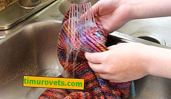 Kako oprati vuneni džemper?