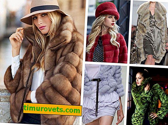 Ako nosiť norokový kabát