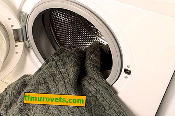 Как да измиете акрилен пуловер?