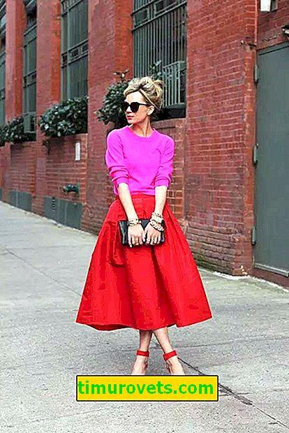 Comment porter un pull rose