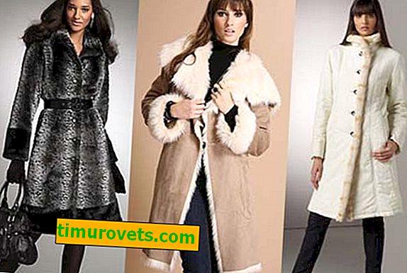 Hva er en varmere pels eller saueskinnfrakk