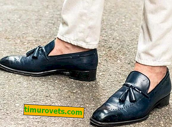 What men's shoes are worn without socks?