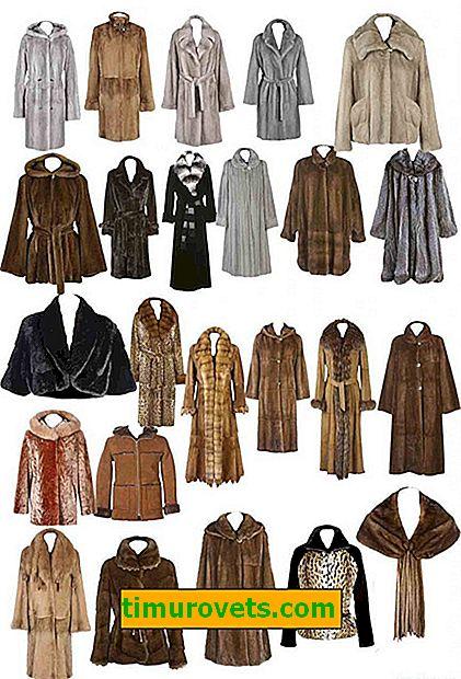 Quel genre de fourrure sont des manteaux de fourrure