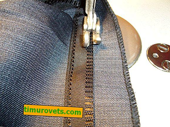 Comment ourler un pantalon pour débutant