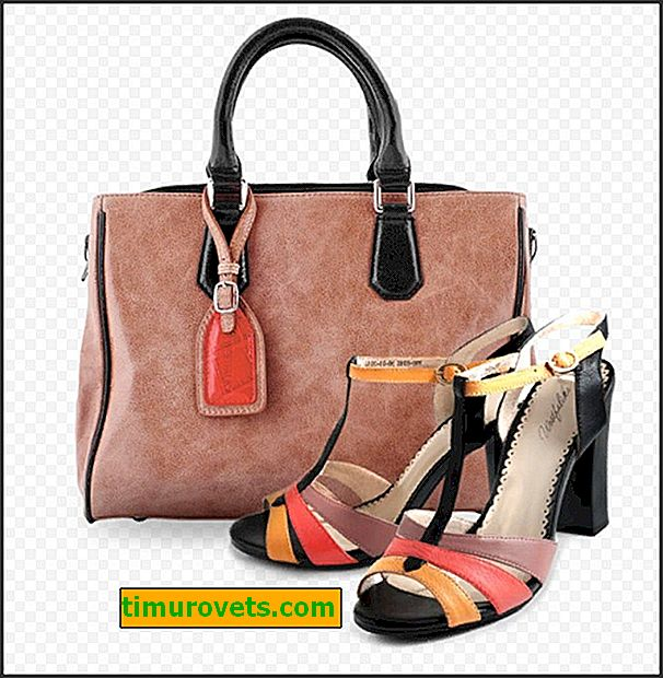 Universal summer set: one bag, one pair of shoes for all occasions