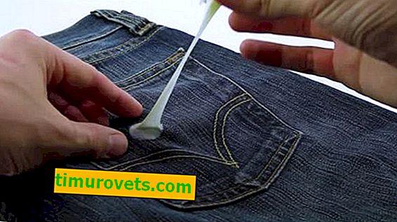 Kako ukloniti žvakaće gume iz hlača?