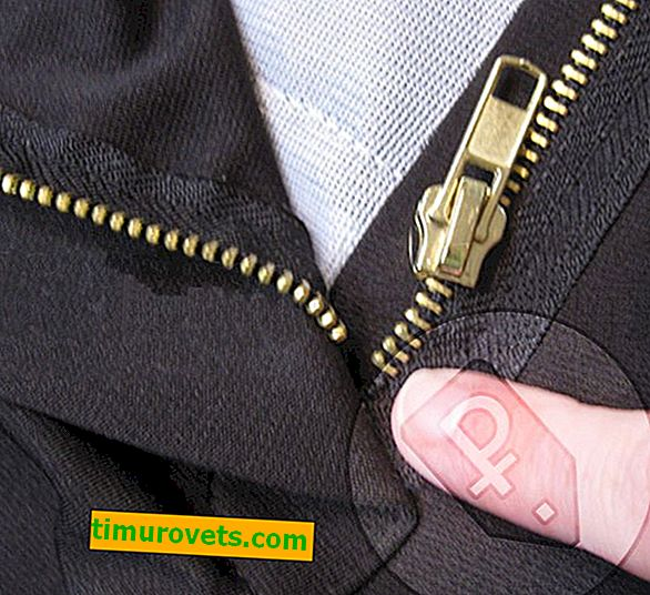 How to sew zippers in pants