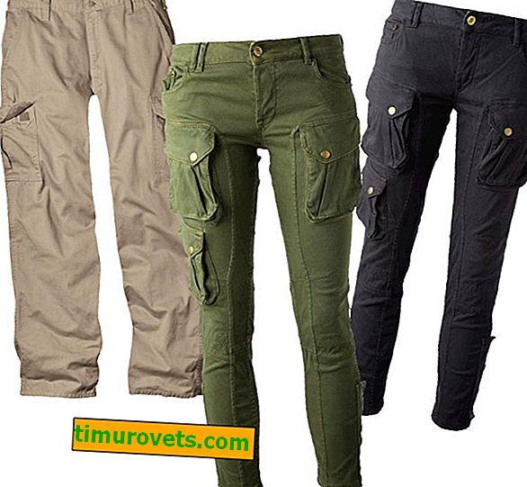 Što su teretne hlače