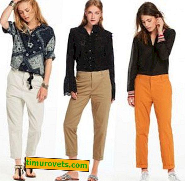 Como Se Llaman Los Pantalones Anchos De Mujer