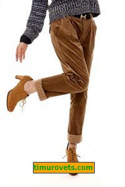Como Llevar Pantalones De Pana Para Hombres Y Mujeres