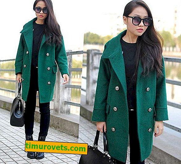 Comment porter un manteau vert