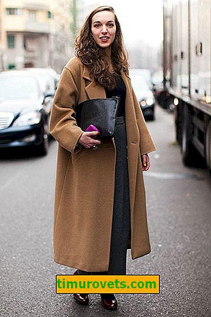 Hoe een lange jas te dragen