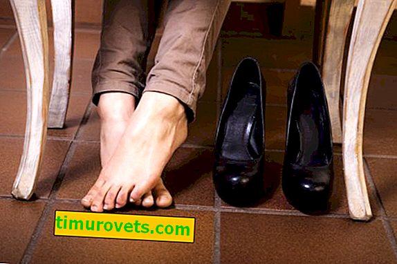 Как да изберете летни затворени обувки, така че краката ви да не се потят