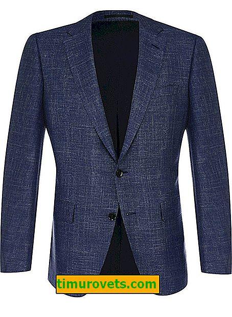 Kako šivati mušku jaknu