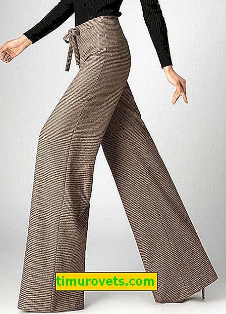 Aký druh tvídových nohavíc materiál