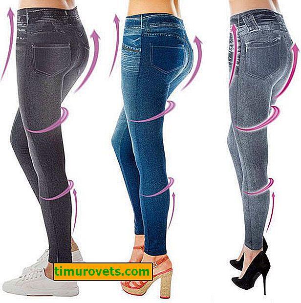 Hva er slanke bukser